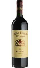 Вино Chateau Malescot St.Exupery AOC 3-em Grand Cru Classe, 2014, 0.75 л