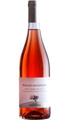 """Вино Argentiera, """"Poggio ai Ginepri"""" Rosato, 2019, 0.75 л"""