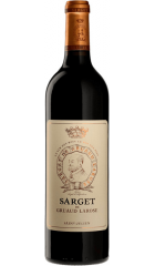 """Вино """"Sarget de Gruaud Larose"""", AOC Saint-Julien, 2011, 0.75 л"""