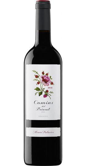 "Вино ""Camins del Priorat"" DOC, 2018, 0.75 л"
