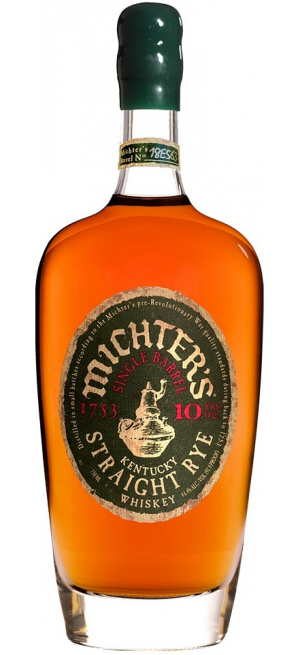 """Виски """"Michter's"""" 10 Year Old Straight Rye, 0.7 л"""