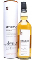 Виски An Cnoc 12 Years Old, gift box, 0.7 л
