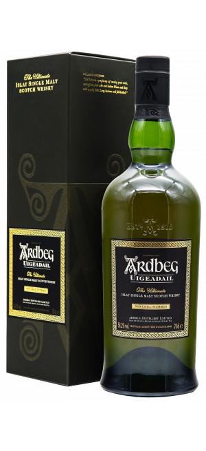 Виски Ardbeg Uigeadail, in gift box, 0.7 л
