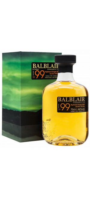 Виски Balblair, 1999, gift box, 0.7 л