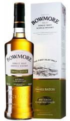 Виски Bowmore, Small Batch, gift box, 0.7 л