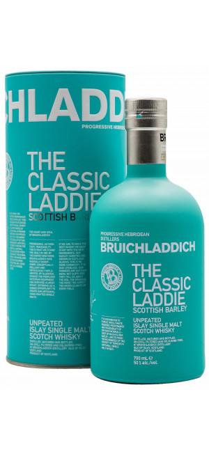 Виски Bruichladdich, Port Charlotte Scottish Barley, in tube, 0.7 л