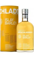 Виски Bruichladdich, Islay Barley, in tube, 0.7 л