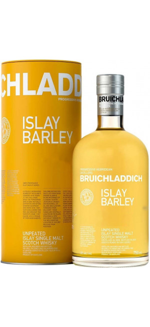Виски Bruichladdich, Islay Barley, in tube, 0.7 л