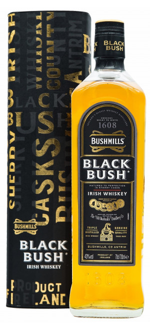 Виски Bushmills Black Bush, with box, 0.7 л