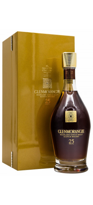 Виски Glenmorangie 25 YO, in gift box, 0.7 л