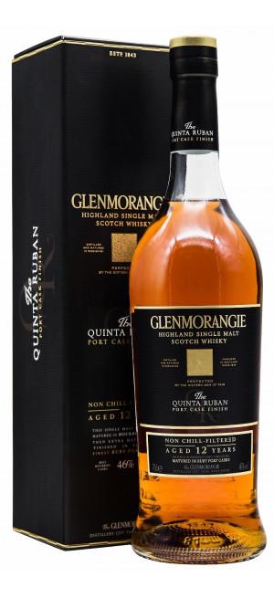 Виски Glenmorangie The Quinta Ruban, in gift box, 0.7 л