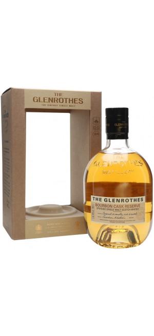 Виски Glenrothes, Bourbon Cask Reserve, gift box, 0.7 л