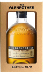 Виски Glenrothes, Single Speyside Malt Select Reserve, gift box, 0.7 л