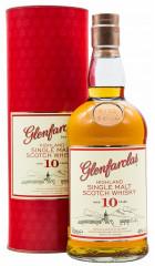 Виски Glenfarclas 10 years, In Tube, 0.7 л