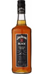 """Виски Jim Beam Black """"Triple Aged"""", 6 Years Old, 0.7 л"""