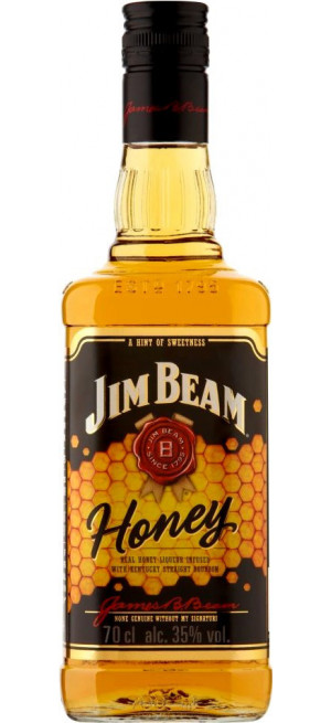 Виски Jim Beam Honey, 0.7 л