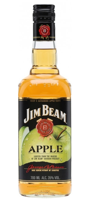 Виски Jim Beam Apple, 0.7 л