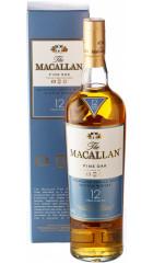 Виски Macallan Fine Oak 12 Years Old, with box, 50 мл