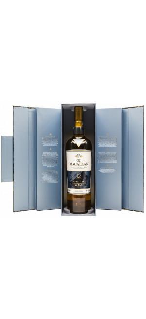 Виски Macallan Fine Oak 12 Years Old, with box, 0.7 л