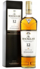 Виски Macallan Sherry Oak 12 Years Old, with box, 0.7 л