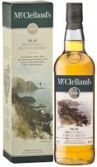 Виски McClelland's Islay, gift box, 0.7 л