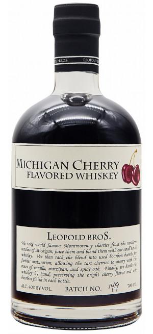 Виски Leopold Bros., Michigan Cherry, 0.7 л