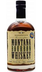 Виски RoughStock, Montana Bourbon Whiskey, 0.7 л