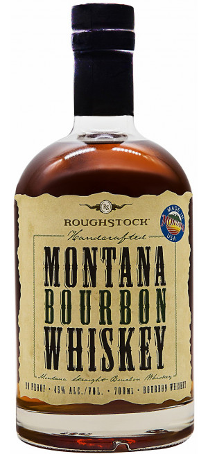 Виски RoughStock, Montana Bourbon Whiskey, 0.7 л