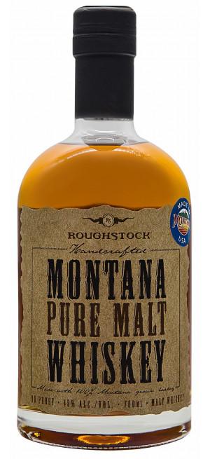 Виски RoughStock, Montana Pure Malt Whiskey, 0.7 л
