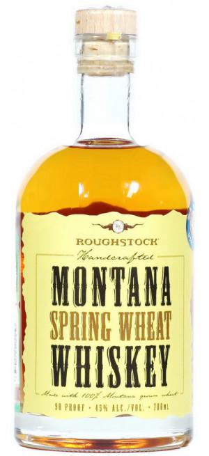 Виски RoughStock, Montana Spring Wheat Whiskey, 0,7 л