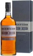Виски Auchentoshan 21 Years Old, gift box, 0.7 л
