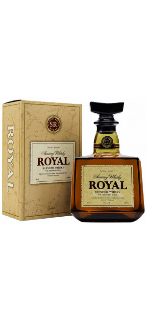 Виски Suntory Royal, gift box, 0.7 л