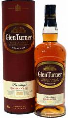 Виски Glen Turner Heritage Double Cask, 0.7 л