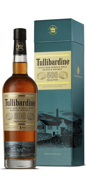 Виски Tullibardine, 500 Sherry Finish, gift box, 0.7 л