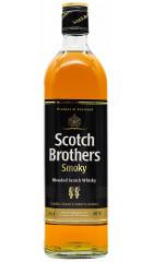Виски Scotch Brothers Smoky, 0.7 л