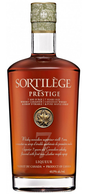 Виски Sortilege Prestige 7 Years Old, 0.75 л