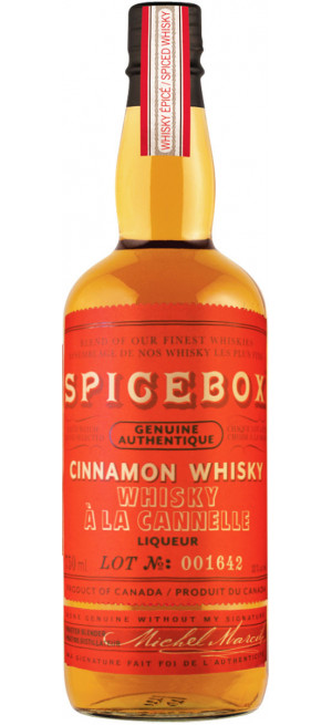 Виски Spicebox Cinnamon, 0.75 л