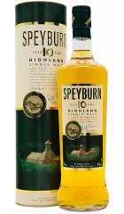 Виски Speyburn 10 years old, in tube, 0.7 л