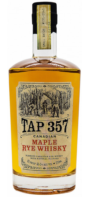 Виски Tap Whisky, TAP 357, 0.75 л