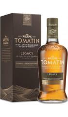 Виски Tomatin, Legacy, gift box, 0.7 л