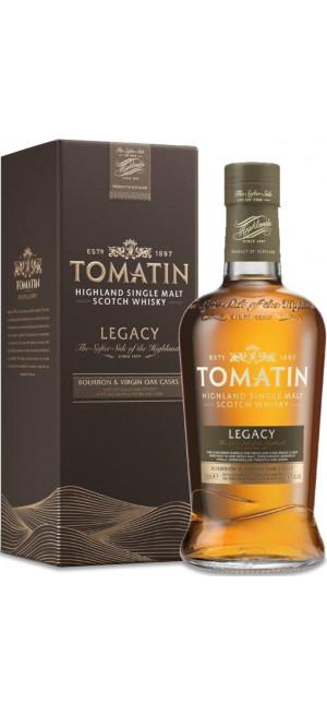 Виски Tomatin, Legac...