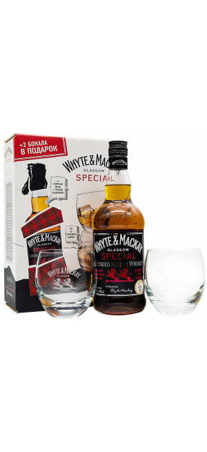 Виски Whyte & Mackay...