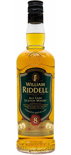 Виски William Riddel...