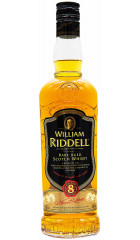 Виски William Riddell Ale cask 8 years old, 0.7 л