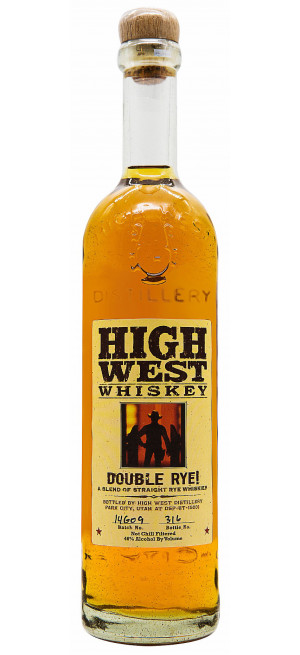 Виски High West, Double Rye, 0.7 л