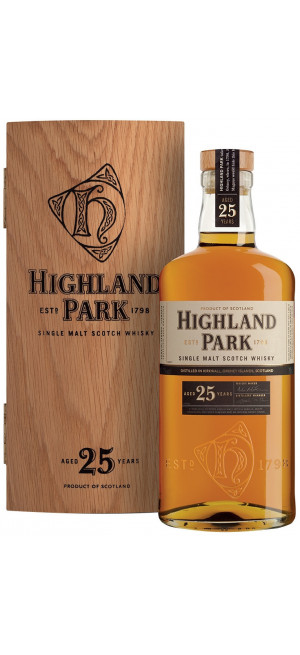Виски Highland Park 25 Years Old, with box, 0.7 л