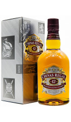 Виски Chivas Regal 12 years old, with box, 0.7 л