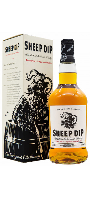 Виски Spencerfield Spirit, Sheep Dip, gift box, 0.7 л