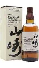 Виски Suntory, Yamazaki Distiller's Reserve, gift box, 0.7 л