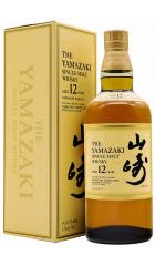 Виски Suntory, Yamazaki 12 years, gift box, 0.7 л